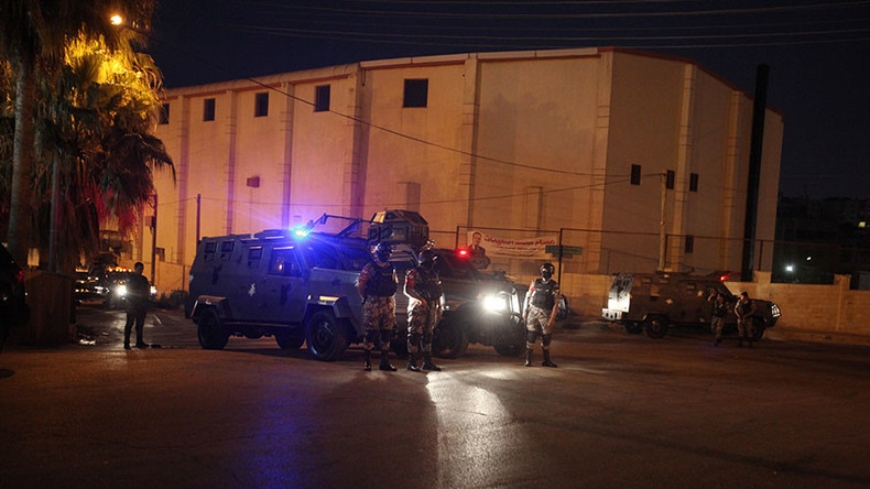 2 killed in shooting at Israeli embassy in Jordan – police