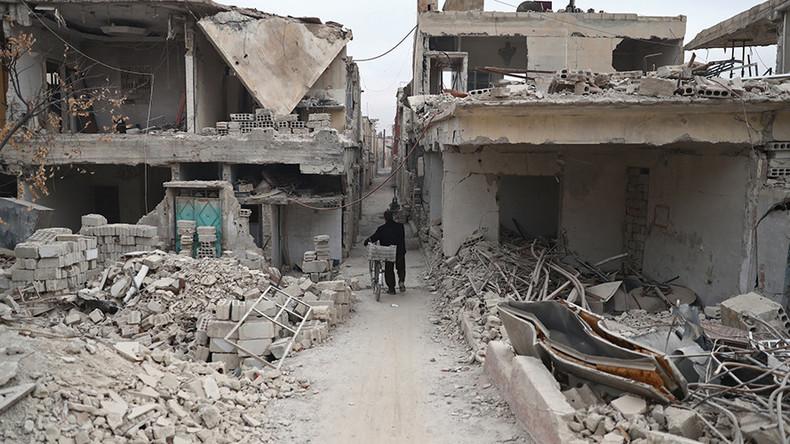 Syria de-escalation zones: Russia deploys military police in E. Ghouta, Idlib talks 'ongoing'