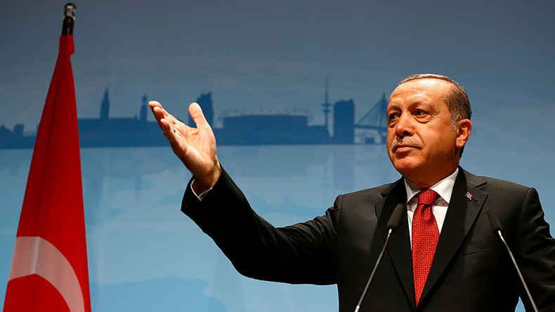 Erdogan: Turkey will 'no longer' cave in to pressure from the West