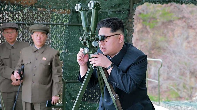 N. Korea vows 'merciless blow with nuclear hammer' if US attempts to topple Kim