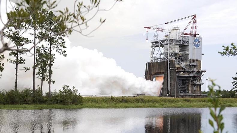 NASA's mega-powerful rocket a step closer with Mars missions on horizon (PHOTOS)