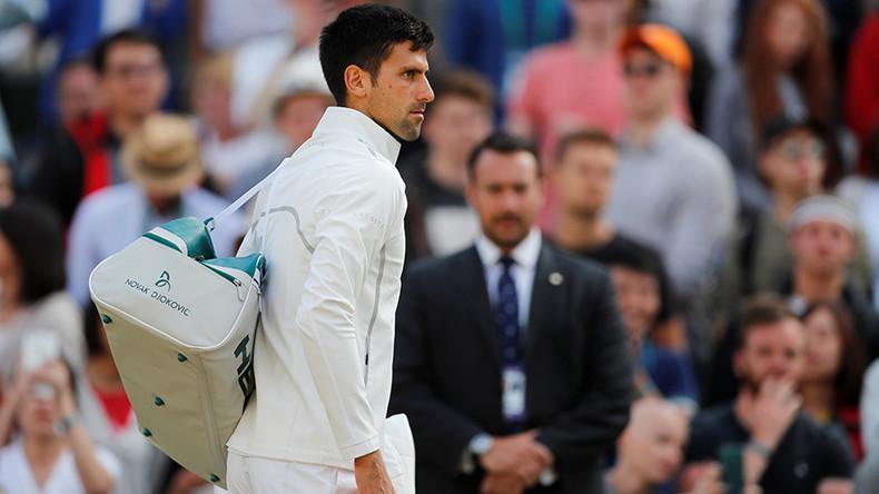 Tennis star Djokovic out injured until 2018