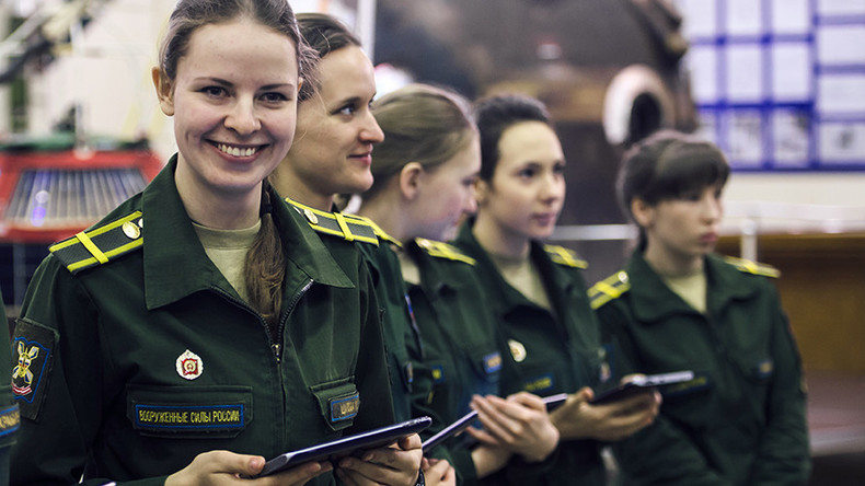 Russian ombudsman advocates conscription service for women