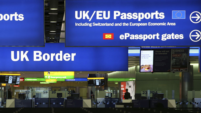 Brexit plans in chaos as govt contradicts itself over migrant free movement