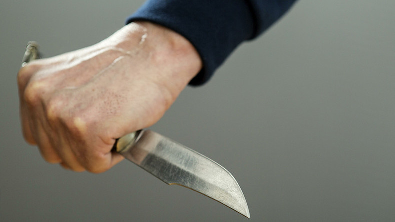 Is London in the grip of a knife crime epidemic? (VIDEOS)