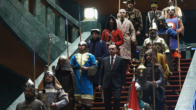 Turkey says Jews should 'appreciate' Ottoman Empire, Israel says its 'days have passed'
