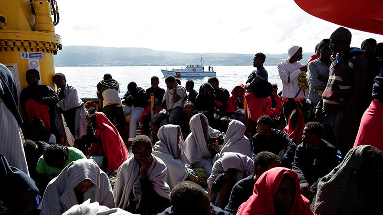 Italy gets OK from Tripoli to deploy boats to combat human traffickers from Libya