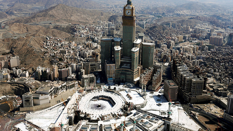 Saudi Arabia intercepts Houthi missile targeting Mecca - coalition