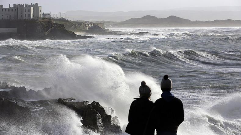 British chancellor rejects Irish-proposed UK maritime border post-Brexit