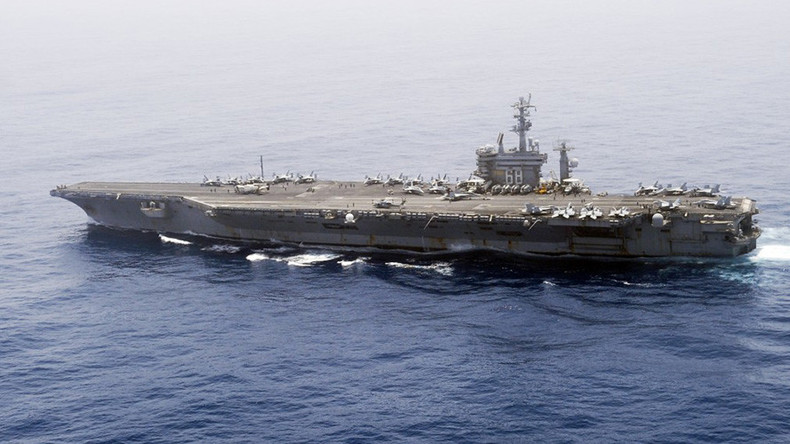 US Navy fires warning shots at Iranian vessel in Persian Gulf for 2nd time in days – Tehran