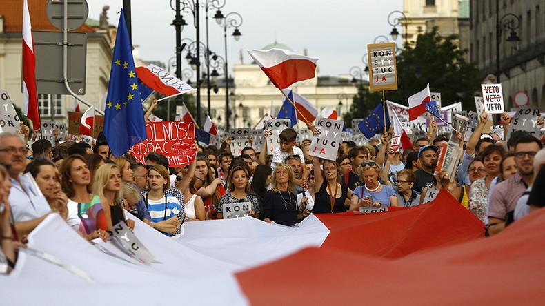European Commission launches case against Poland over judicial reform