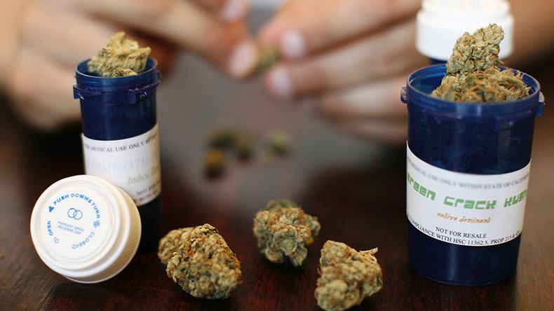 War on weed: Veterans' access to medical marijuana blocked by Republicans