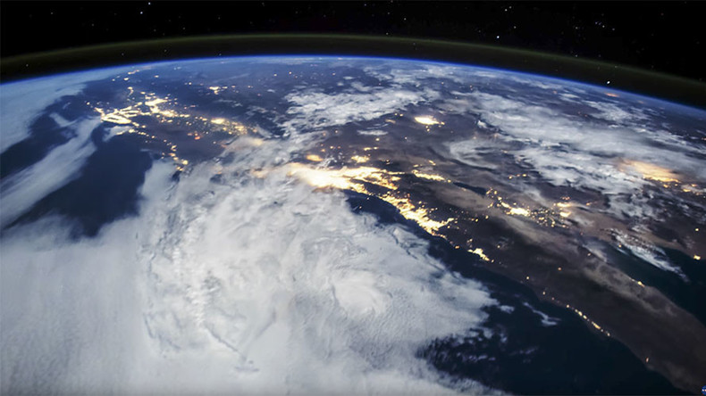 Astronaut Captures Stunning Timelapse Of Earth From Space VIDEO