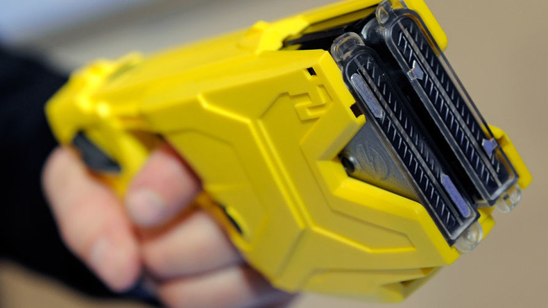 Teen inmate tasered 4 times while strapped to chair (VIDEO)