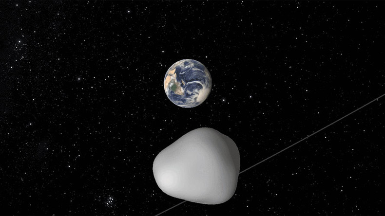 Planetary defense: Asteroid flyby will test NASA's ability to locate space threats