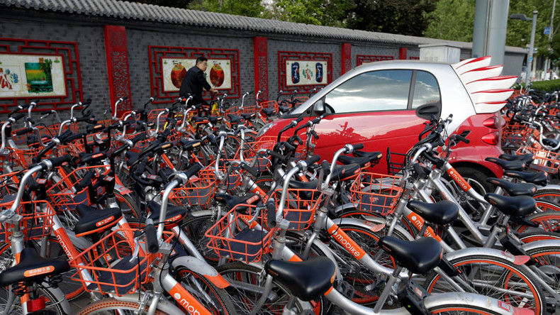 Costly commute: Man charged $3mn after forgetting to lock rented bike