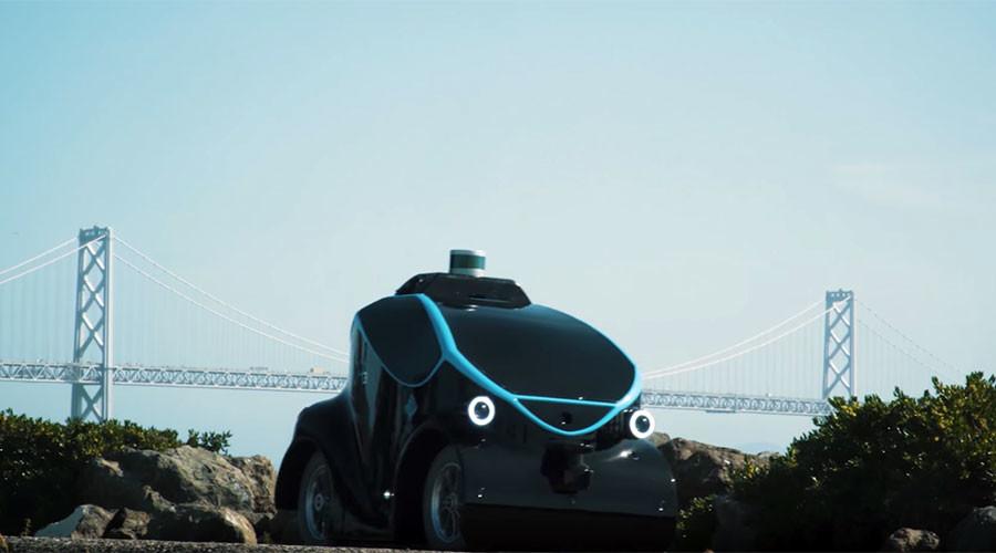 'It will combat crime': Robocop cars join Dubai's futuristic police force (VIDEO)