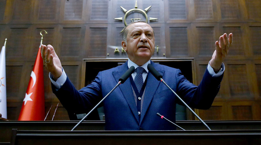 Turkey to build its own aircraft carriers – Erdogan