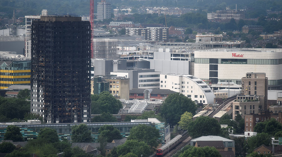 Tories defend Grenfell inquiry chairman after Kensington MP demands his resignation