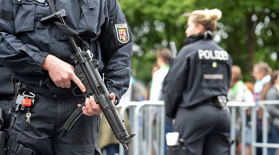 Germany must expect attacks by lone wolves & terrorist groups at 'any time' – intel chief