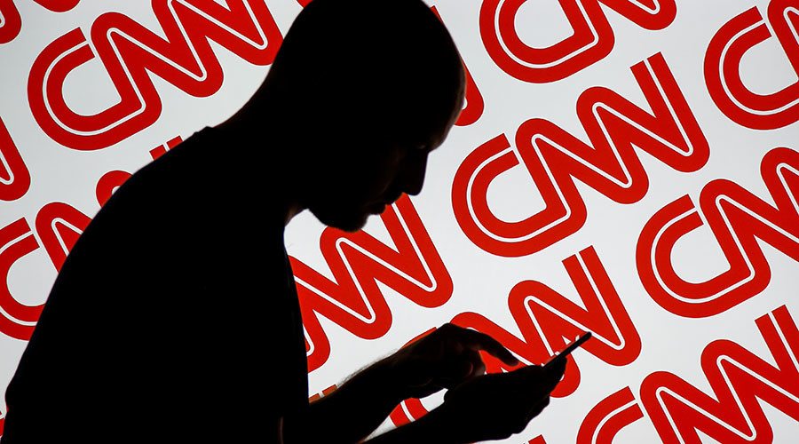 #CNNBlackmail: Network blasted for 'threatening' Trump meme creator