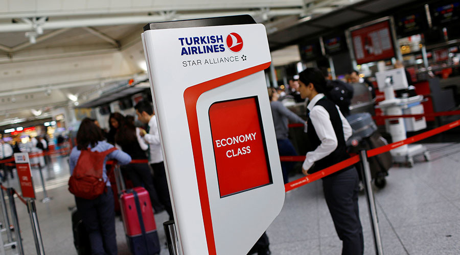 US laptop ban lifted on Emirates & Turkish Airlines