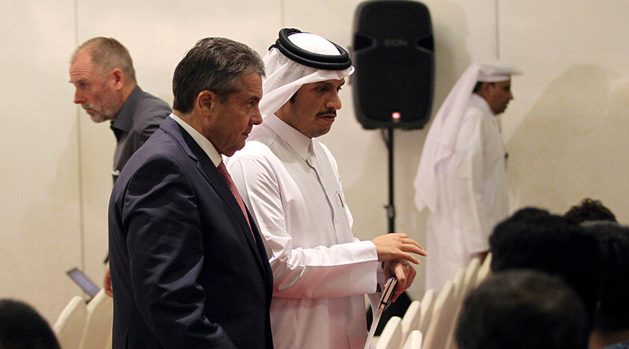 Qatar 'open' to German intel in effort to clear up Arab states' accusations