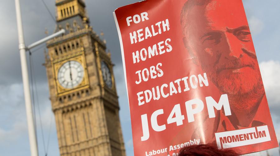 Labour far left denies plans to 'purge' anti-Corbyn MPs