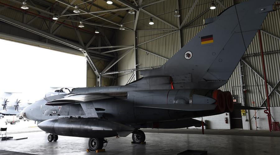 Germany begins troop withdrawal from Turkey's Incirlik Air Base