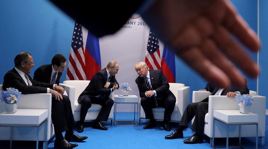 'Close to dumbest idea': Republican senators lash out at Trump-Putin cybersecurity team plan