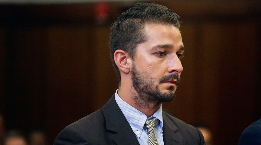'F**k you bitch': Shia LeBeouf launches foul-mouthed tirade during drunken arrest (VIDEO)