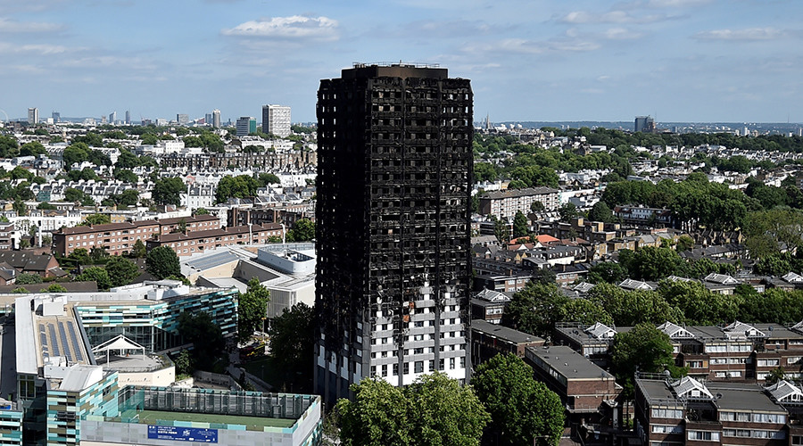 12yo Grenfell fire survivor diagnosed with cyanide poisoning