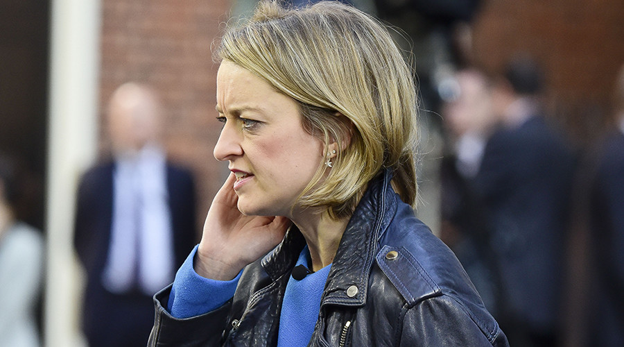 BBC political editor Laura Kuenssberg 'needed bodyguard' during election