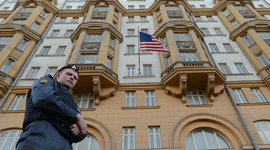 'Time running out': Moscow warns it may expel US diplomats over seized Russian property