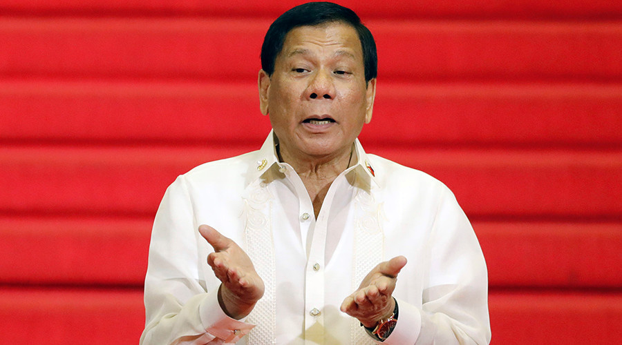 Strongman to bow out? Philippines leader Duterte vows to 'step down by 2020'