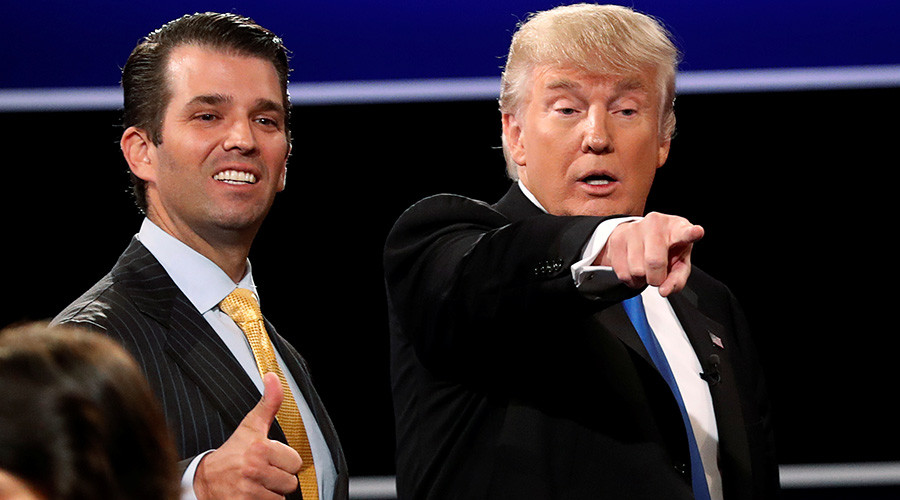 'If Don Jr's Russian meeting was nefarious, why did Secret Service allow it?' – Trump lawyer