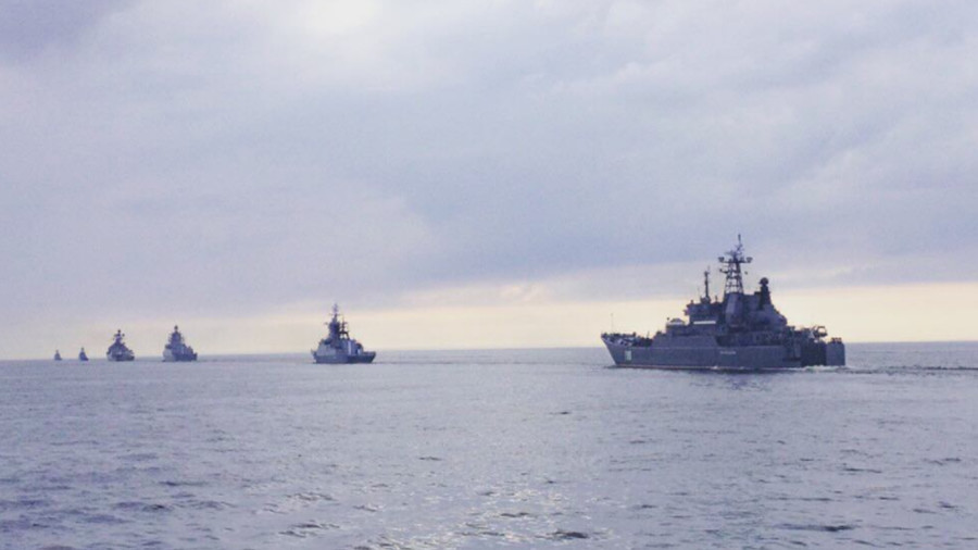 China's advanced destroyer to take part in joint drills with Russia in Baltic Sea