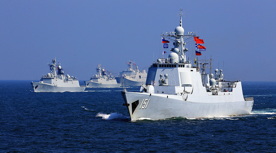 With anti-Russia hysteria rampant, Beijing reminds US about ties between Russian & Chinese forces