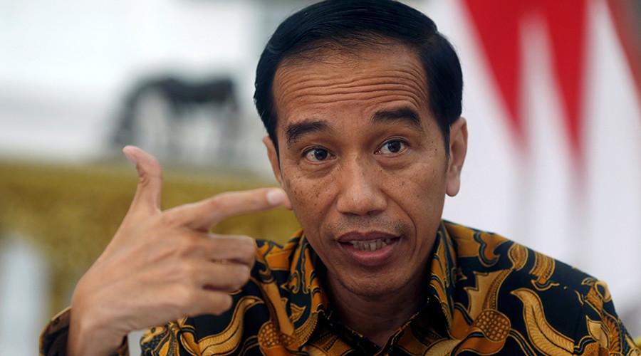 'Gun them down. Give no mercy': Indonesian president channels inner Duterte