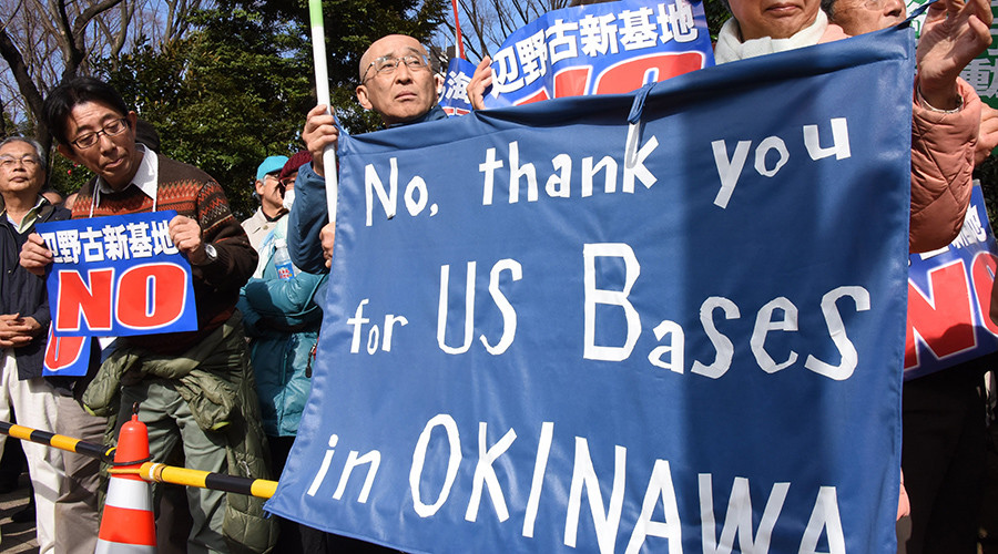 Okinawa files new lawsuit to block relocation of US Marines base – local media