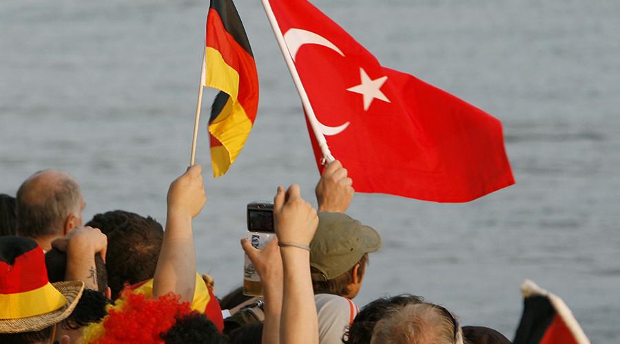 Turkey withdraws list of German firms 'suspected of terrorism' - Berlin