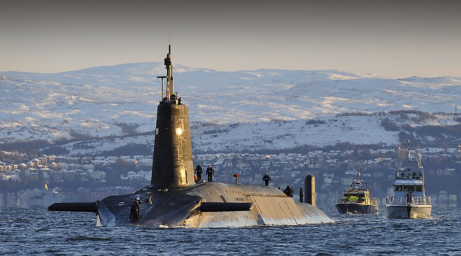 Trident nuclear submarine replacement plans 'unachievable' – spending watchdog