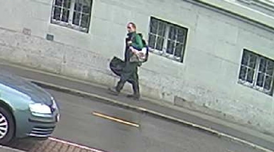 Swiss police arrest chainsaw-wielding attacker after cross-border manhunt