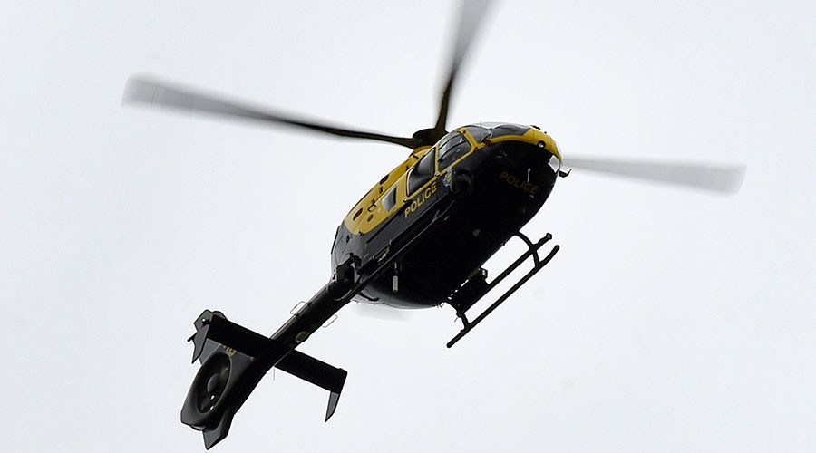 Policeman who filmed couple having sex from helicopter had 'swung' with housewife, court told