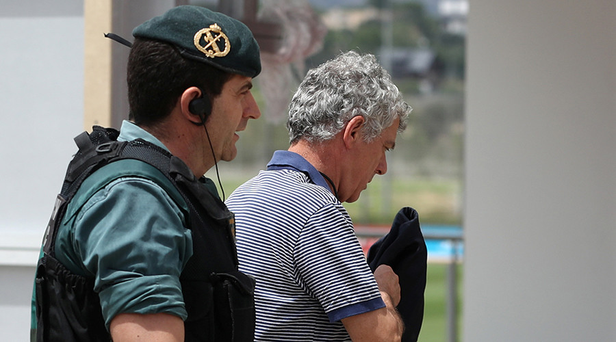 Spanish football chief Villar quits UEFA & FIFA roles amid corruption probe