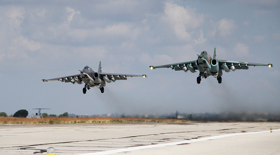 Putin signs deal allowing Russian Air Force to stay in Syria for almost half a century