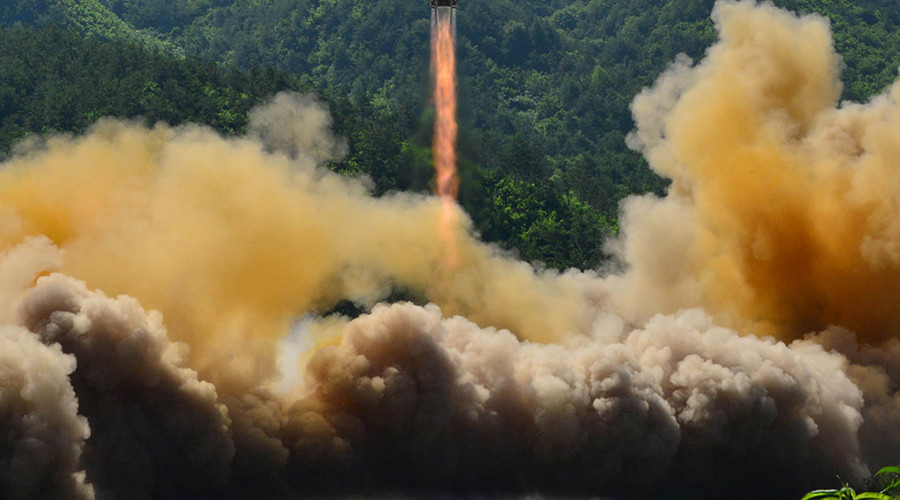 North Korea believed to have conducted new missile test