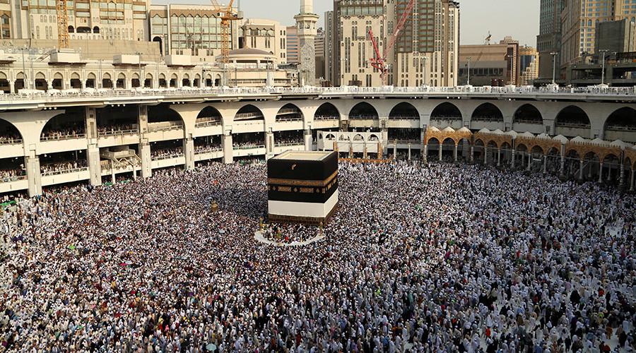 'Declaration of war:' Hajj controversy widens row between Saudi Arabia & Qatar