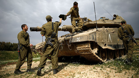 IDF targets Syrian army position over 'errant projectile' in fifth such exchange over week