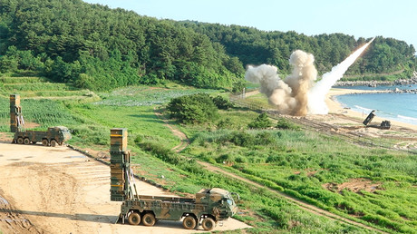 US & S. Korea fire tactical missiles, demonstrate 'deep strike capability' to Pyongyang (VIDEO)